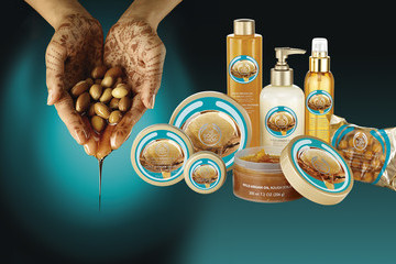 Current Obsession: The Body Shop Wild Argan Oil Collection