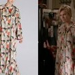 Jane Lynch's Colorful Zip Caftan on 'Glee'