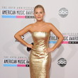 Elisha Cuthbert at the 2012 AMAs