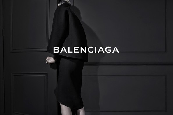 Alexander Wang's First Balenciaga Campaign Is Here! Photos, This Way