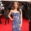 Kat Dennings Wore Vivienne Westwood at the Grammy Awards 2013
