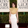 Michelle Dockery at the 2013 Golden Globes