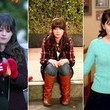 Zooey Deschanel's Laid Back Layers on 'New Girl'