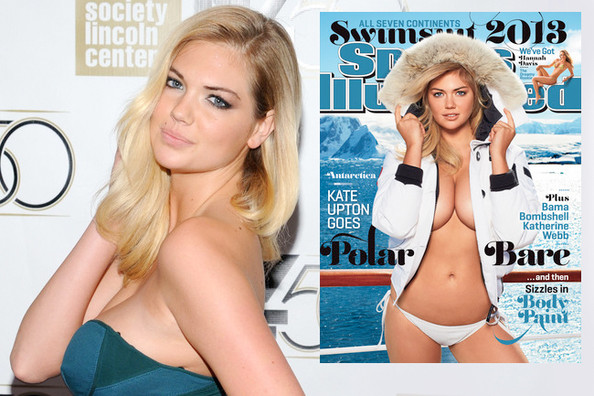 Kate Upton's 'Sports Illustrated' Swimsuit Issue Officially Unveiled [VIDEO]