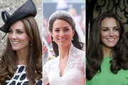 Kate Middleton's Lovely Hair and Beauty Looks