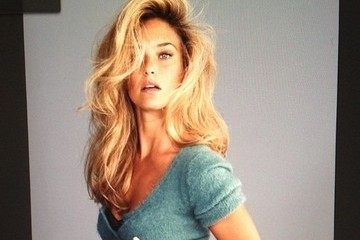 Bar Refaeli is Giving Us Major Hair Envy
