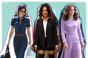 Style Lessons We Learned from the Tallest Women in Hollywood