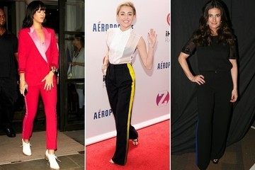 The Sporty Slacks Celebs Can't Get Enough Of