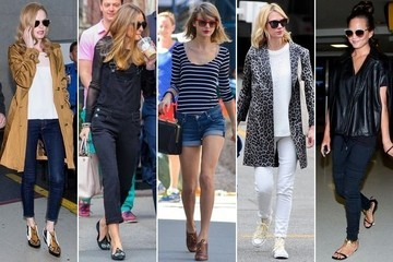 Vote! Which Celeb Had the Best Weekend Street Style?