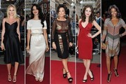 Best & Worst Dressed - GQ Men of the Year Awards 2012