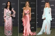 Best Dressed at the 2016 LACMA Art + Film Gala