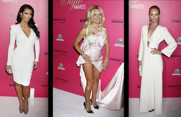 Best and Worst Dressed at the 2009 Hollywood Style Awards