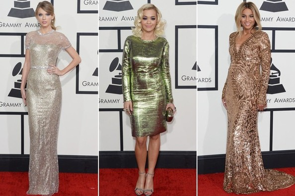 The 10 Best Dressed of the 2014 Grammy Awards