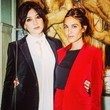 Daisy Lowe and Alexa Chung Are Blazing