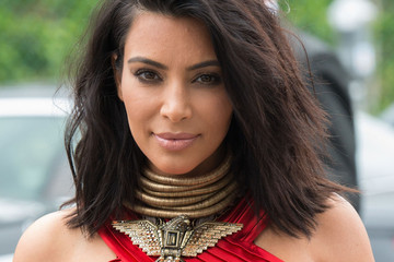 You've Got to See Kim Kardashian's New Hair In All Its Glory