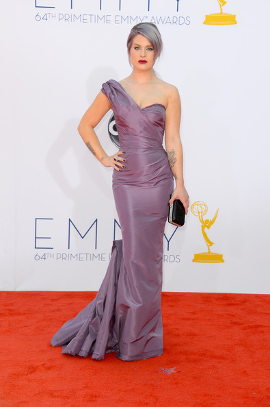 Kelly Osbourne in Zac Posen, 2012