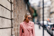 How To Style A Monochromatic Suit