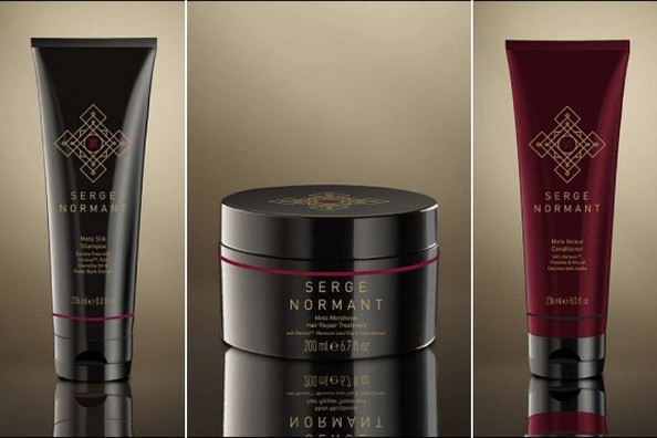 Current Obsession: Serge Normant Haircare Products