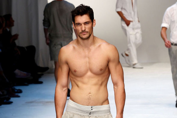 David Gandy Reveals the Secret to His Sexy Bod
