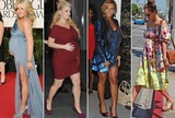Stars Who Took On Pregnancy in Heels