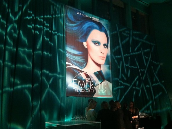 Inside Sephora & Pantone's Color of the Year Party