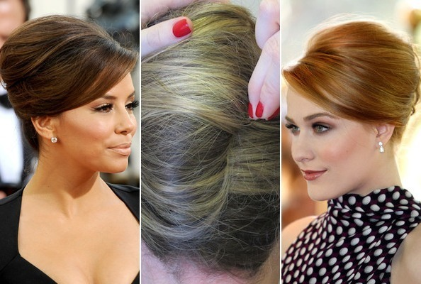 10 Steps to Creating the Classic French Twist