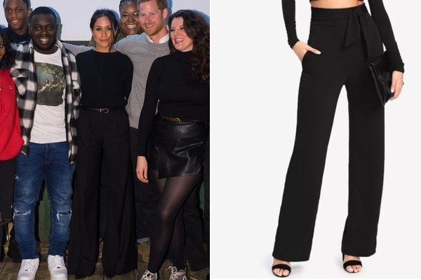 The Look: Wide-Leg Trousers ($17)