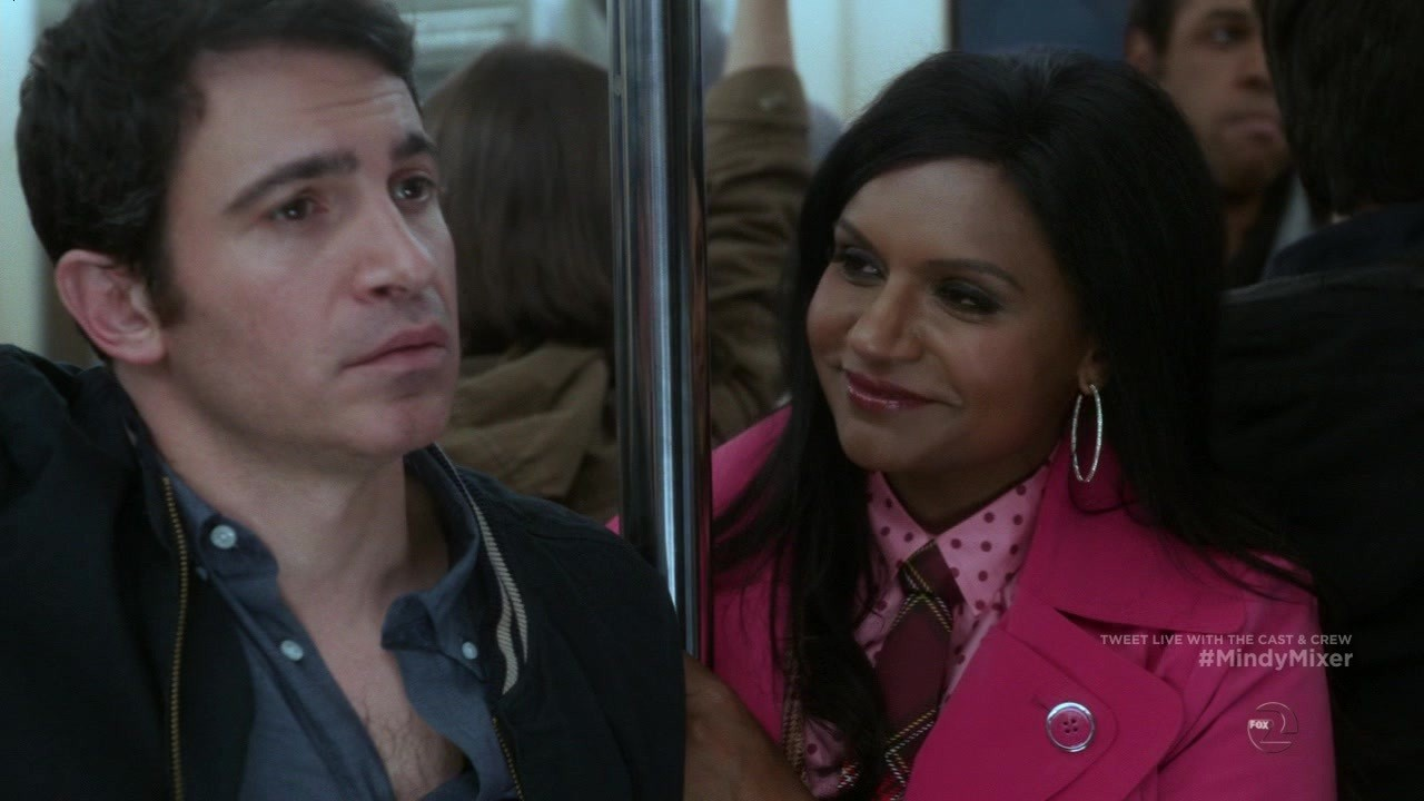 Mindy's Back!