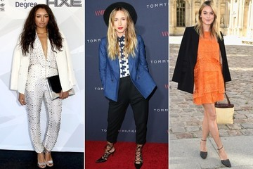 Celeb-Approved Blazers for Day-to-Night Chic