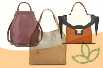 Market Watch: Vegan Handbags