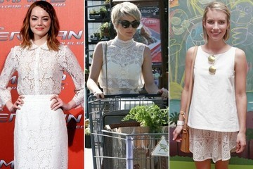 Trend to Try: White Lace for Daytime