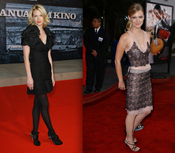 The Style Evolution of January Jones