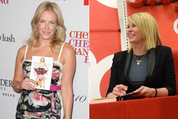 Move Over 'Orange is the New Black': Chelsea Handler's Headed to Netflix