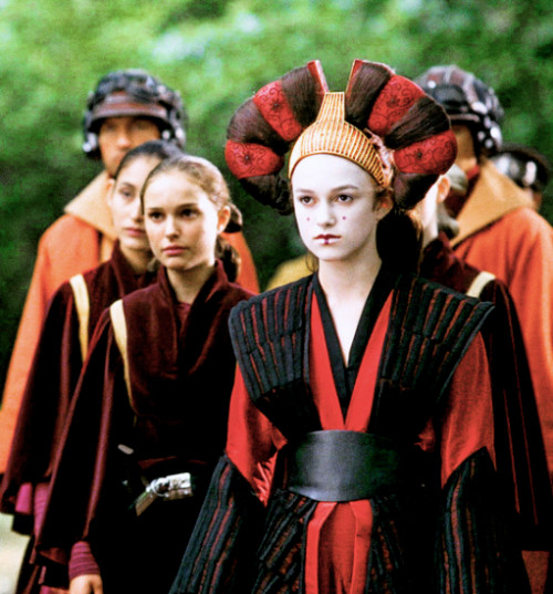 who did keira knightley play in star wars