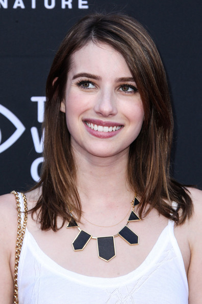 Found: Emma Roberts' Outfit-Making Necklace