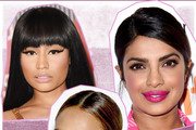 How Our Favorite Celebs Style Pink Lips