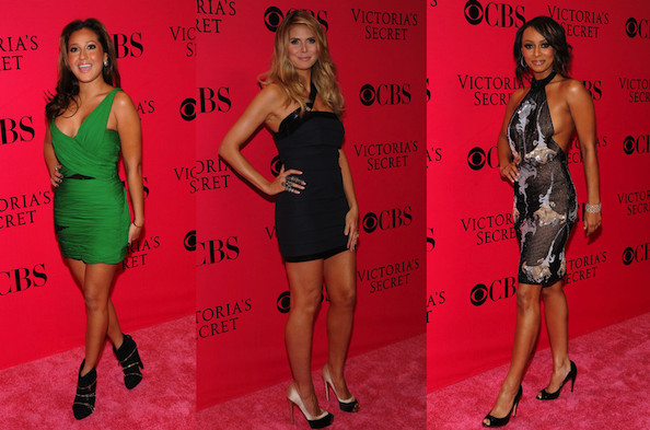 Best and Worst Dressed at Victoria's Secret Fashion Show 2009