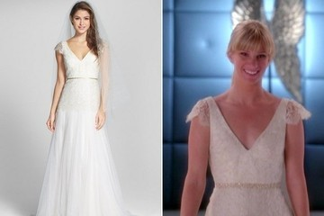 Major Bridal Inspiration Courtesy of 'Glee'
