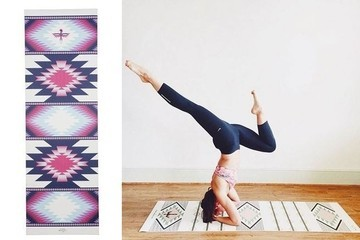 Editor's Pick: Chic Yoga Mats That Double as Rugs