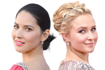 25 Celeb-Approved Holiday Hair Ideas