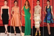 Best Dressed at the 2013 CFDA Fashion Awards