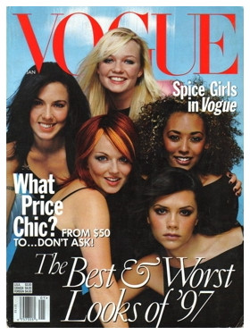 Anna Wintour Is 'Not Terribly Proud' of the Spice Girls' 'Vogue' Cover