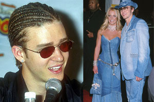 Justin Timberlake Admits Regret Over Cornrows, Denim Suit