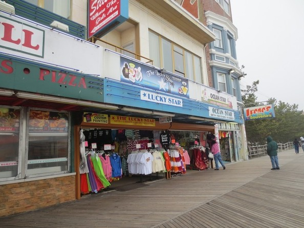 Atlantic City's Best-Selling Merchandise on the Boardwalk Is...