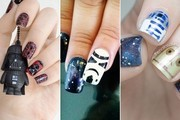 20 Amazing Star Wars Themed Nail Art