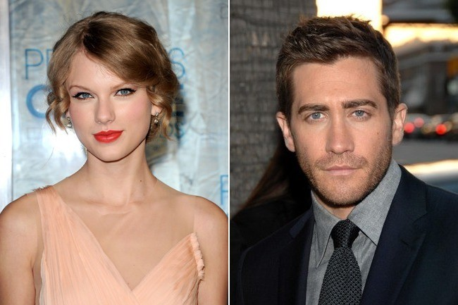 taylor swift and jake gyllenhaal dating history