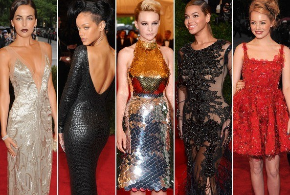Best and Worst Dressed at the 2012 Costume Institute Gala