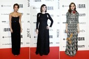 Best Dressed at The British Independent Film Awards
