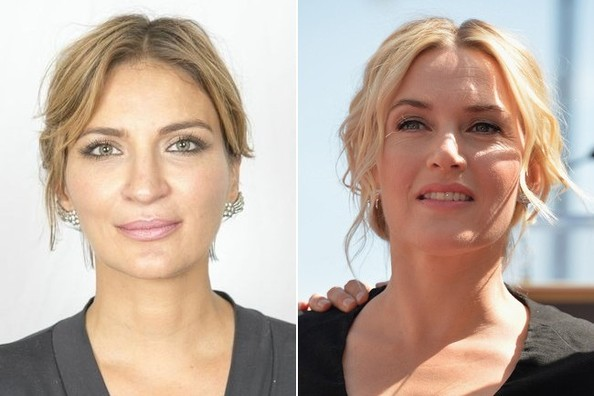 Summer Beauty How To: Kate Winslet's Romantic Updo