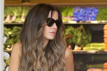 Kate Beckinsale Inspires Us to Upgrade Our Grocery Shopping Attire, ASAP
